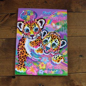 Lisa Frank Coloring & Activity Book Unicorns Dogs